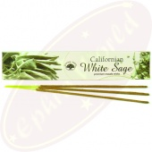 Green Tree Masala Räucherstäbchen Californian White Sage