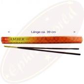 HEM Amber XL Räucherstäbchen