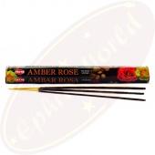 HEM Amber Rose Räucherstäbchen