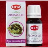 HEM Aroma Oil Mystic Frankincense Myrrh (Weihrauch)