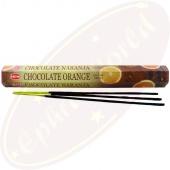 HEM Chocolate Orange Räucherstäbchen