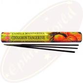 HEM Cinnamon Tangerine Räucherstäbchen