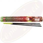 HEM Coconut Cinnamon Räucherstäbchen