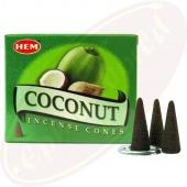 HEM Coconut Räucherkegel