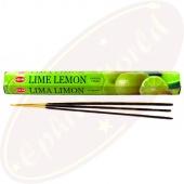 HEM Lime Lemon Räucherstäbchen
