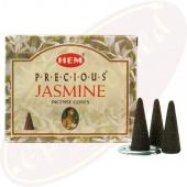 HEM Precious Jasmine Räucherkegel