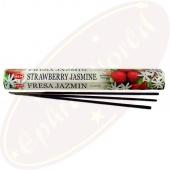 HEM Strawberry Jasmine Räucherstäbchen