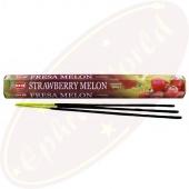 HEM Strawberry Melon Räucherstäbchen