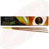 Nandita Black Gold Premium Masala Räucherstäbchen