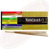 Nandita Navagraha 9 in 1 Premium Masala  Räucherstäbchen