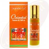 Nandita Oriental Incense Oil - Parfüm Roll On