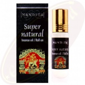 Nandita Super Natural Incense Oil - Parfüm Roll On