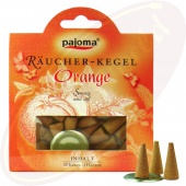 Pajoma Räucherkegel Orange