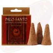 Prabhuji´s Gifts Palo Santo Räucherkegel Cinnamon