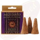 Prabhuji´s Gifts Palo Santo Räucherkegel Wild Herbs