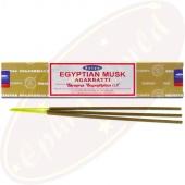 Satya Egyptian Musk Oriental Masala Räucherstäbchen