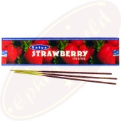 Satya Strawberry Flora Räucherstäbchen 20g