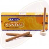 Satya Super Sandal Dhoop Sticks