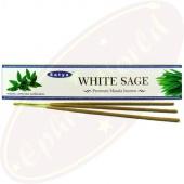 Satya White Sage Masala Räucherstäbchen LLP