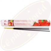 Siro Crushed Strawberry Räucherstäbchen