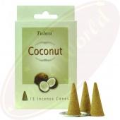 Tulasi Coconut Räucherkegel