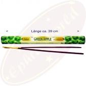 Tulasi Green Apple XL Räucherstäbchen