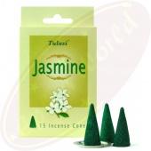 Tulasi Jasmine Räucherkegel