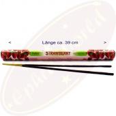 Tulasi Strawberry XL Räucherstäbchen