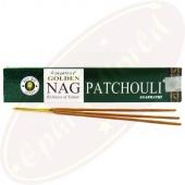 Vijayshree Golden Nag Patchouli Masala Räucherstäbchen